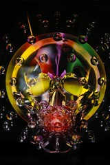 Bohemian Inspirations (Puno3000) Tags: light mars color macro art glass festival canon design photo rainbow republic czech sweet moscow installation bohemian inspirations