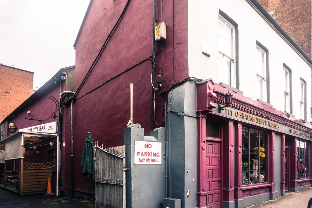 111 HENRY STREET IN LIMERICK - O'SHAUGHNESSY'S FLORISTS