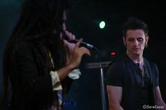 253 (sheslostcontrol sara) Tags: milan rock live goth band medulla cameraoscura