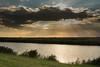 Tramonto lungo le valli di Comacchio, Ferrara, Emilia Romagna (william eos) Tags: tramonto nuvole explore ferrara canali fiumi canonef24105mmf4lisusm vallidicomacchio williamprandi
