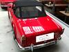 12 Triumph TR4A im Meilenwerk Stuttgart Verdeck von CK-Cabrio rs 01