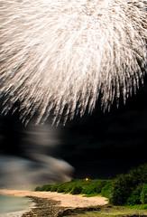 4th of July, pt. 2 (Christopher Myers) Tags: usa japan wow nikon fireworks tripod 4th firework okinawa july4th torii usarmy d800 toriistation kapow toriimwr sugoiphotography sugoiphotographycom wwwsugoiphotographycom