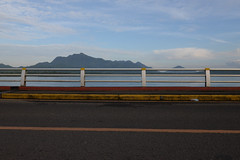 The bridge to Samar