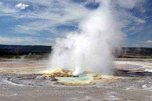 Yellowstone National Park: geysers and h by amerune, on Flickr