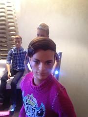 Barbie convention. Matt sutton and matt trujillo dolls (lexiechan) Tags: matt doll nashville ooak ken barbie convention trujillo 2014