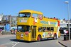 Lancaster Leisure - GRS 114E (Solenteer) Tags: aberdeen alexander woolacombe leyland atlantean grs114e woolacombebayholidayparks lancasterleisure