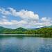Lake Santeetlah Dam Lake Santeetlah in Great Smoky