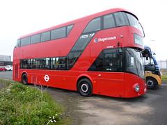 Stagecoach London LT264 140615 Heysham (maljoe) Tags: stagecoach heysham nbfl stagecoachlondon stagecoachgroup newbusforlondon heyshamdocks borismaster
