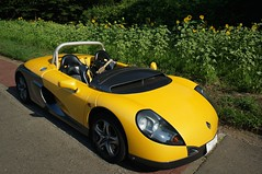 DSC01869 - 1 (macco) Tags: auto car sport spider automobile renault    renaultsportspider     sautevent    versautevent
