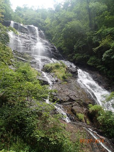 Appalachian Trail & Benson MackayeTrail and Amicalola Falls State Park.7/27/14