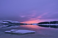 Srleirvg (Sitron_NO) Tags: longexposure sea ice landscape is iceberg landskap sj isflak