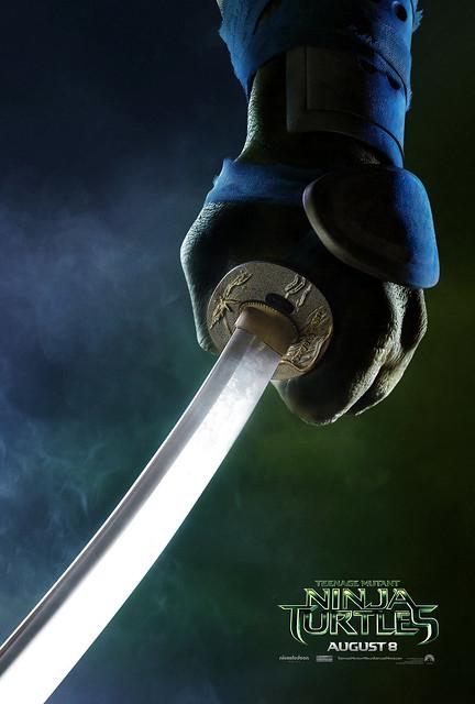 Teenage-Mutant-Ninja-Turtles-Teaser-Poster-Leonardo