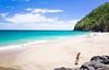 Hanakapiai Beach (lunkerbuster808) Tags: ocean summer green beach island hawaii pacific hiking northshore kauai ricoh napali hanalei hanakapiai grd kalaluatrail
