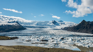 Iceland, Fjallsárlón