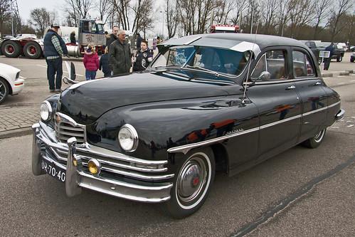 Packard DeLuxe Eight Touring Sedan 1949 (2619)