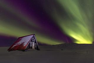Emergency Shelter, Snæfellsnes Peninsula, Iceland