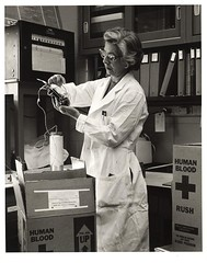 Sarah Elizabeth Stewart  (1905-1976) (History at NIH) Tags: nationalinstitutesofhealthus national cancer institute polio bernice eddy