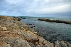 (biosynthesis24) Tags: newport rhodeisland northeast easternbranch esa sea ocean cliffs moss tidepools blue turquoise seagreen mansions 2017 adventure fun outing rocks moody atlantic newengland usa unitedstates beauty hdr