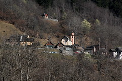 Oratorium Sant'Antonio de Padova Camanoglio ( Gotteshaus katholisch - Baujahr 1602 - Kirche Chiuche Kapelle ) im Weiler Camanoglio bei Cerentino im Valle di Bosco Gurin im Bezirk Vallemaggia im Kanton Tessin - Ticino der Schweiz (chrchr_75) Tags: albumzzz201703märz märz 2017 hurni christoph chrchr chrchr75 chrigu chriguhurni albumkirchenundkapellenimkantontessin kirche church église eglise chiesa temple chiuche gotteshaus kantontessin kantonticino tessin schweiz suisse switzerland svizzera suissa swiss hurni170320