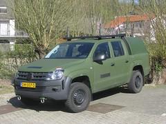 Dutch Army Vehicle (streamer020nl) Tags: army leger landmacht dutch vw volkswagen dm007d limburg 250317 2017 25march2017 holland zuidlimburg nederland niederlande netherlands paysbas heuvelland 270317 27march2017 007