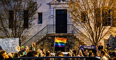 2017.04.01 Queer Dance Party - Ivanka Trump's House - Washington, DC USA 02110