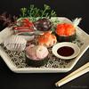 Deep Sea Sushi (Ebony Dragon) Tags: deep sea fish sushi octopus blobfish footballfish oarfish giant isopod starfish assortment rement toy gachapon gashapon