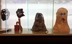 Gas masks (Edgar Crook) Tags: gasmasks
