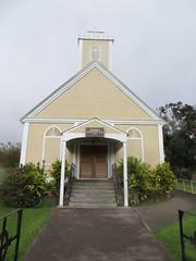 Imiola Church door (Joel Abroad) Tags: kamuela bigisland waimea churchrow imiola church 1855 hawaiian