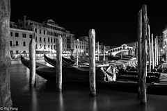 Rialto (Pig Pang) Tags: zeissbiogon28mm longexposure langzeitbelichtung nd1000 italy venezia rialto