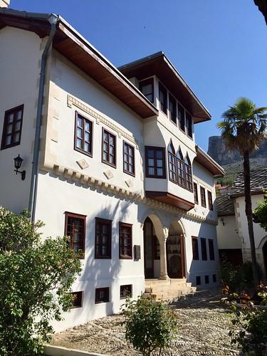 Muslibegović House - hotel & museum in Mostar