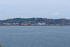 IMG_1179_1 (Pablo Alvarez Corredera) Tags: xixon gijon mar orilla puerto rocas roca zul azules cielo