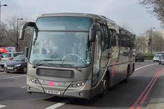 81 KF61 OXF (1) (ANDY'S UK TRANSPORT PAGE) Tags: london buses hydeparkcorner oxfordbuscompany
