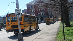 Allegheny Traditional Academy Buses (Etienne Luu's Archives) Tags: bus choo school