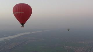 Hot Air Balooning