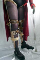 Long dressless (JKiste2008) Tags: leg brace calipers
