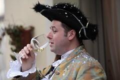 Cheers !!! (carlo612001) Tags: man carnival break cup pinta glass cheers wine white taste slowfood pleasure