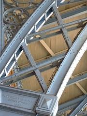 Patterns (Pat's_photos) Tags: london stpancras station