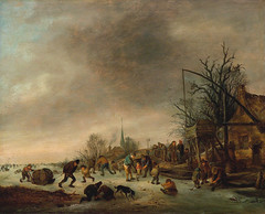 OSTADE (van) Isaac - Paysage d'Hiver (Custodia) - 0 (L'art au présent) Tags: art painter peintre details détail détails detalles painting paintings peintures peinture17e 17thcenturypaintings peinturehollandaise dutchpaintings peintreshollandais dutchpainters tableaux custodia paris france holland hollande church église joueurs play game players fun plaisir pleasure patinage patineurs skating skaters hockey hockeysurglace ice icehockey man men snow winter hiver neige cold froid luge sled sledge lake lac lacgelé tree trees nature arbres figure figures people personnes auberges chevaux animal animaux animals dog dogs pet chien auberge hostel inn