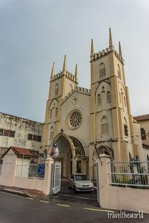 Iglesia Francisco Xavier