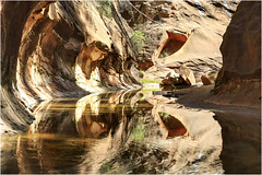 West Fork Trail (www.bc3.photography) Tags: sedona arizona hiking hike reflection river rocks canyon red nature travel canon