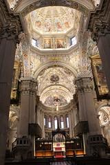 Bazylika Santa Maria Maggiore (magro_kr) Tags: bergamo włochy wlochy italy italia lombardia lombardy kościół kosciol świątynia swiatynia architektura cathedral church temple architecture