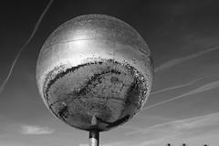 disco b (dietcokenator) Tags: xpro2 fuji blackpool disco giantmirrorball mirrorball