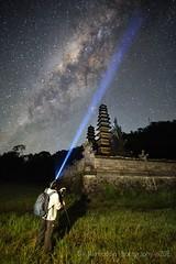 Tamblingan Lake Temple Milkyway, Bali, Indonesia (Nik Najmuddin Nik Ariff) Tags: indonesia astrophotography astro milkyway tamblinganlake bali