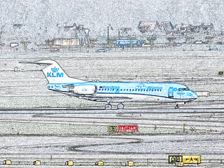 Schiphol Airport - The Netherlands (N1621)