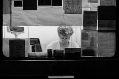 (Alex Cruceru) Tags: 2015 alex bw blackwhite blackandwhite bucharest busstation candid city fujifilm light mirrorless moments monochrome night romania silverefex story stradal street streetphotography streettogs urban woman