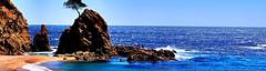 PANOR  TOSSA D MAR  OMD_P4205978-79-80  PNMMK4 (FABIÀ) Tags: panoramic panorama olympus omd em5 mzd0918mm mzd12100f4pro mzd75300mmii ndf4400 catalonia girona laselva costabrava mediterrani mediterranean mar sea water