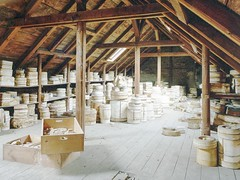 Porcelain factory (soho42) Tags: abandoned decay lost urbanexploration urbex ue industry porcelain film analog mamiya645protl kodakportapro400
