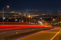 台74甲4K - Night view of Provincial Highway 74, Taichung City, Taiwan (prince470701) Tags: 台74甲4k sonya99 sigma70300mm 夜景 nightview provincialhighway74 台中市 taichungcity taiwan