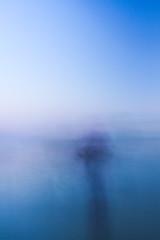 portrait (markhortonphotography) Tags: intentionalcameramovement blur sunset bands westsussex lancing dusk parhelion beach ecvening thatmacroguy portrait icm markhortonphotography panning coast pastel sea