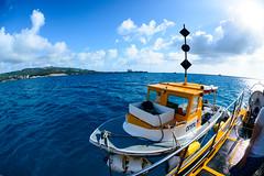 From the Reef (H.H. Mahal Alysheba) Tags: ocean sea water fisheye landscape sky saipan travel nikon d800 sigma 15mmf28
